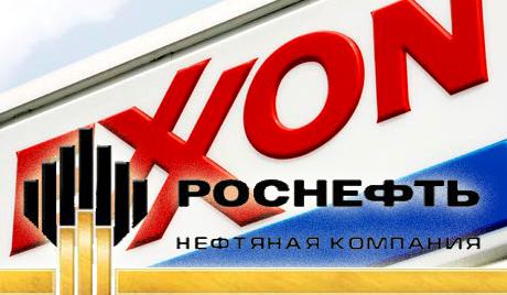 ExxonMobil лишилась 1 млрд долл США из-за санкций Запада против Роснефти