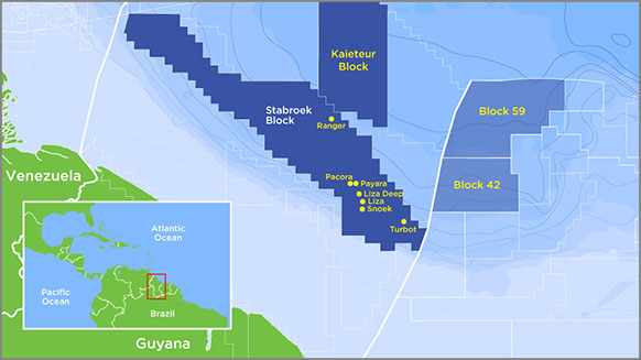 Hess Acquires Interest in New Acreage Offshore Guyana