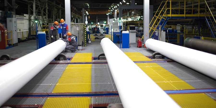 Выксунский завод ОМК поставил более 3 тыс. тонн ТБД для проекта Западная Курна-2
