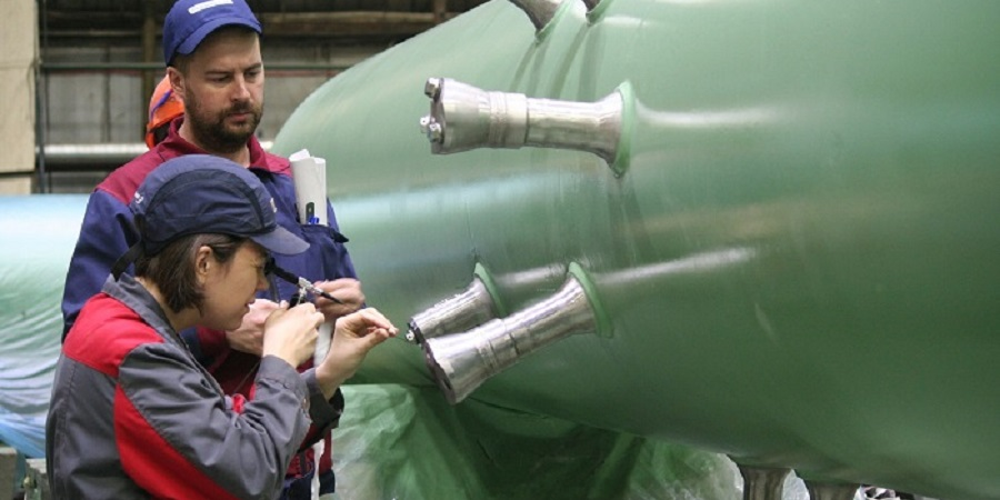 Петрозаводскмаш изготовил главный циркулярный трубопровод для АЭС Куданкулам