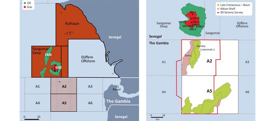 Woodside реализовала преимущество. ЛУКОЙЛ не смог войти в проект RSSD на шельфе Сенегала