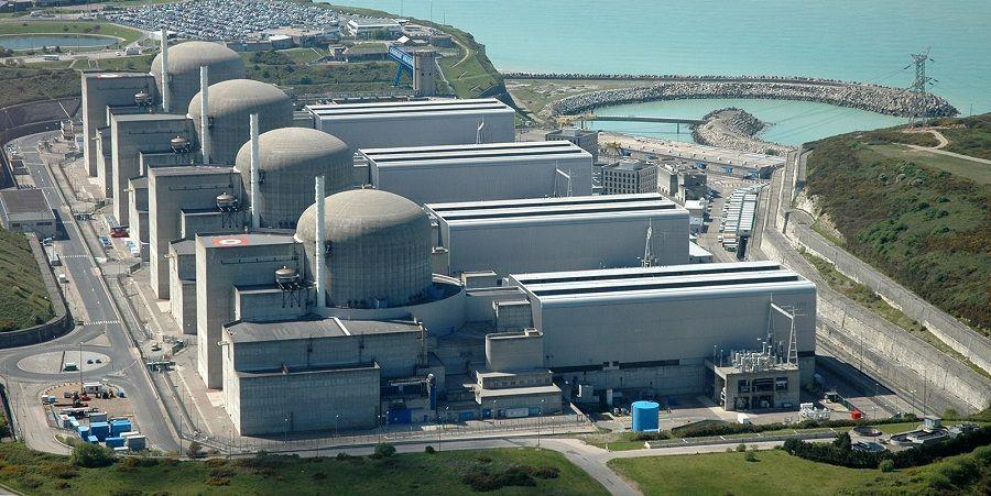 Энергоблок АЭС Палюэль во Франции остановлен из-за пожара