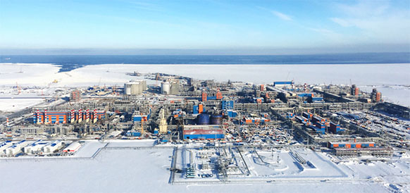 5 december 2017 NOVATEK announced that Yamal LNG has commenced producing liquefied natural gas