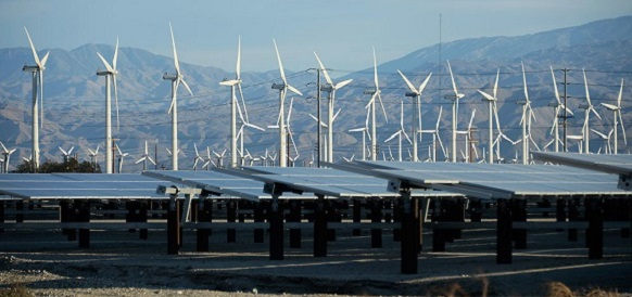 Мощность генерации электроэнергии из ВИЭ в Иране достигла 581 МВт