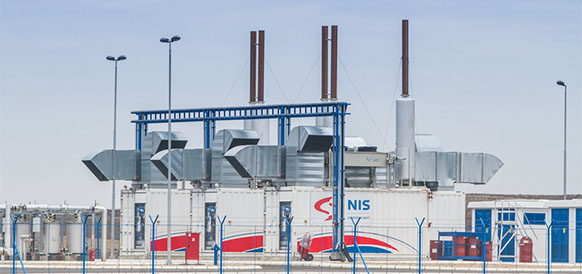 Serbian NIS, a subsidiary of Gazprom, quadruples H1 net profit