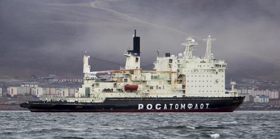 Росатом продлит срок эксплуатации ледоколов Таймыр и Вайгач