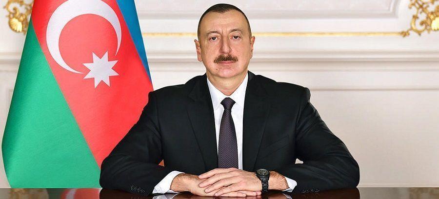 И. Алиев. Подтвержденные запасы газа в Азербайджане составляют 2,6 трлн м3