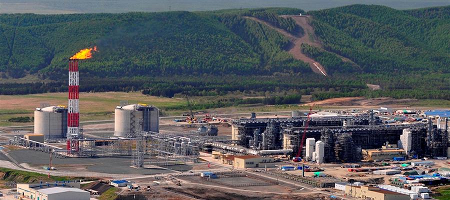СПГ-завод Сахалин-2 возобновил работу после сбоя и техобслуживания