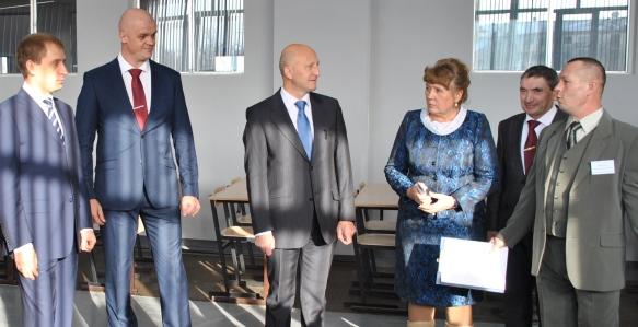 Амурский технический колледж начал подготовку специалистов для Амурского газоперерабатывающего завода
