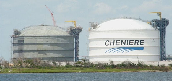 Cheniere Energy to develop LNG futures contract with CME Group