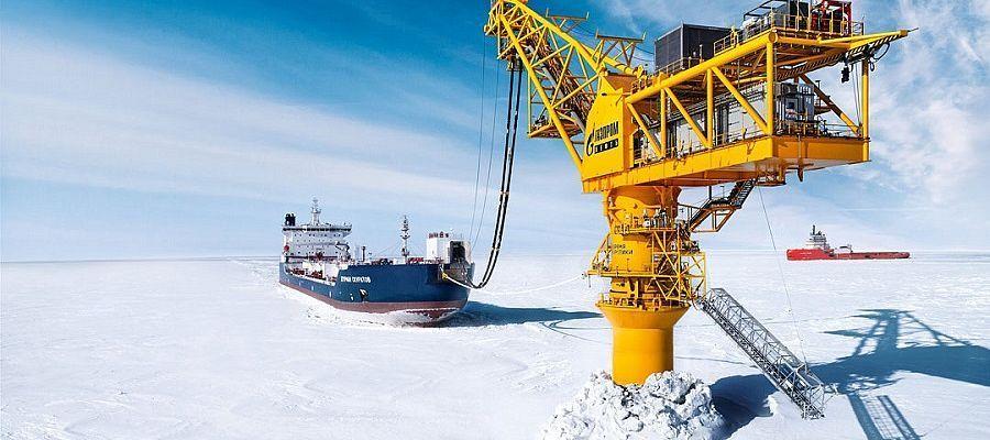 С прицелом на будущее. Газпром нефть впервые поставила арктическую нефть в Китай