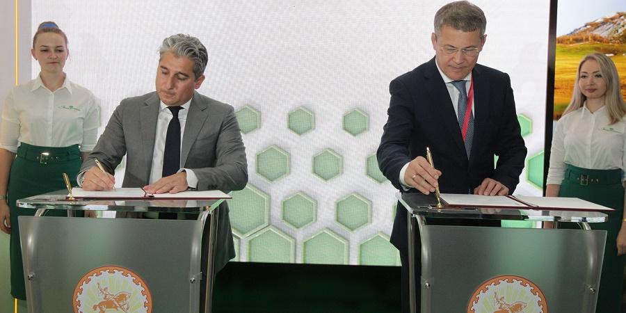 RAILGO подписало соглашение об инвестиционных намерениях с руководством Башкирии