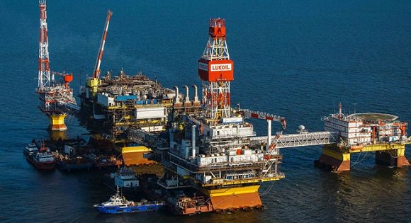 LUKOIL comissions 3rd well at Filanovsky field 2nd stage