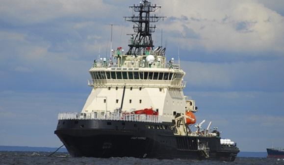 Дорогой подарок. Судно тылового обеспечения Эльбрус могут передать ВМФ РФ до 29 декабря 2017 г