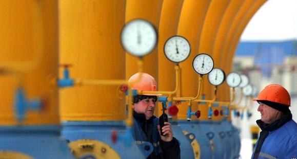 Russian gas transit through Ukraine hits 5-year-high