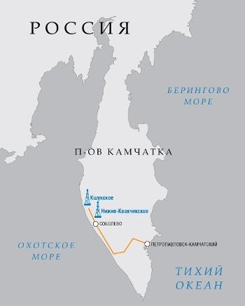 А. Миллер и готовность  г Петропавловска-Камчатского к надежному газоснабжению предстоящей зимой
