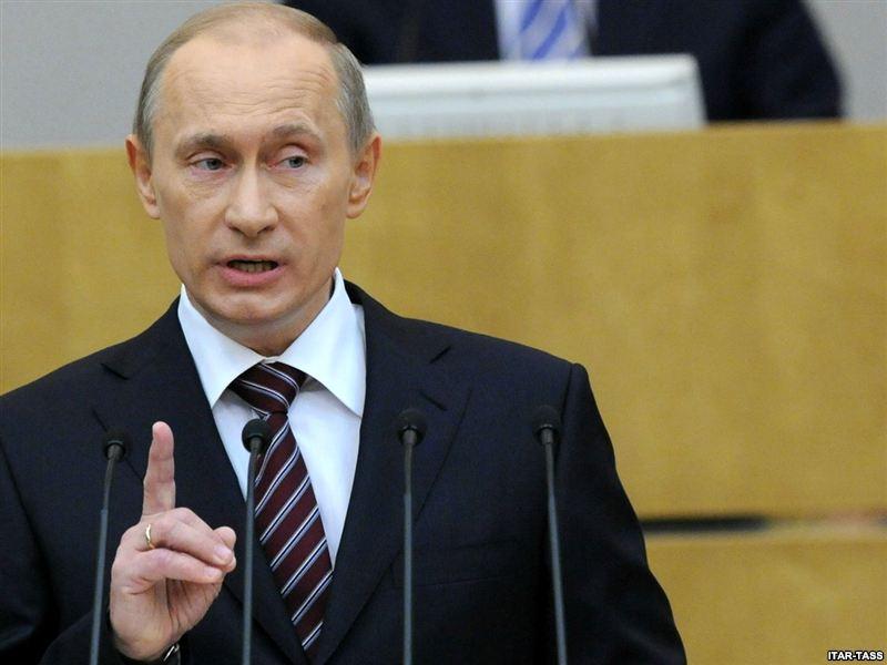 В.Путин «отрекся» от Г.Тимченко