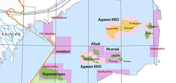 КазМунайГаз и Eni подписали документы по ряду проектов в Казахстане, в т.ч долгожданное соглашение по блоку Исатай