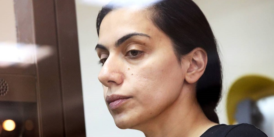Суд начнет рассмотрение уголовного дела обвиняемой в шпионаже К. Цуркан 15 сентября 2020 г.