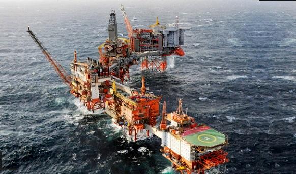 Норвегия одобрила планы развития месторождений Valhall Flank West и Skogul в Северном море