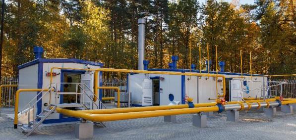 В Московской области введены в эксплуатацию еще 4 новых газопровода