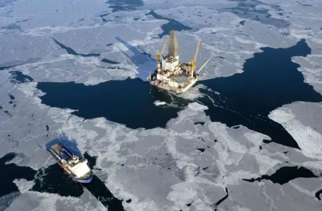 Основные проблемы и пути освоения углеводородных ресурсов на шельфе Арктической зоны Российской Федерации