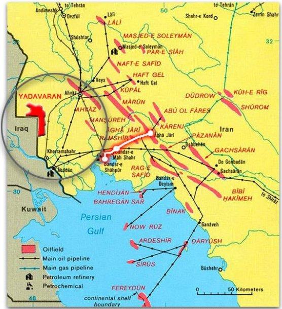 Открыто новое месторождение в Иране: запасы оценены в 6 млрд баррелей