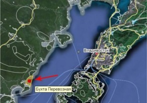 Для строительства завода Владивосток СПГ рекомендована площадку в районе мыса Ломоносова