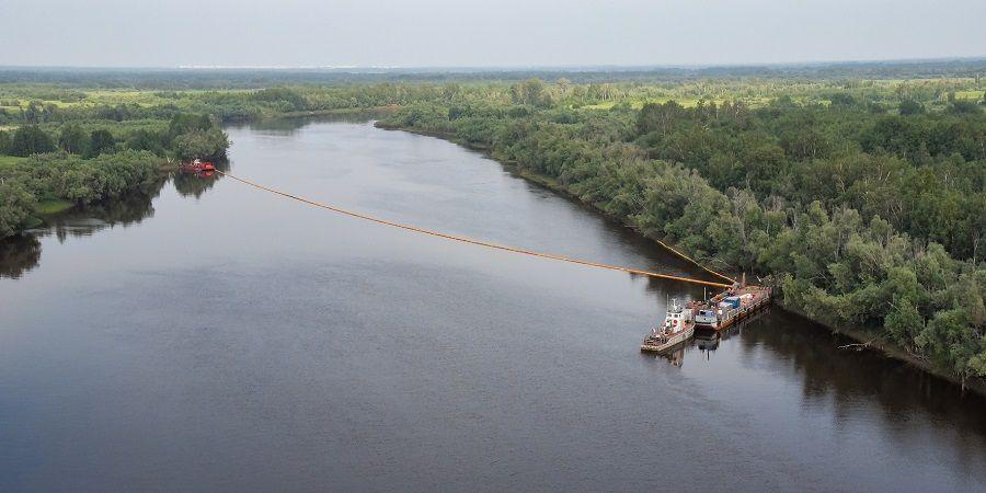 Компания Транснефть - Западная Сибирь завершила подготовку флота к навигации