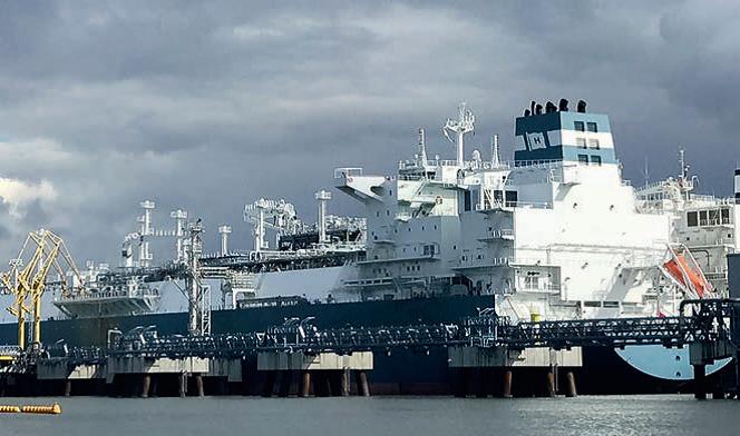 Модернизация судов переведенных на СПГ-топливо