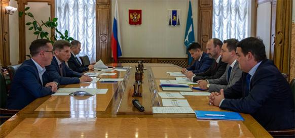Sakhalin Energy создает на о Сахалин нефтегазовый индустриальный парк