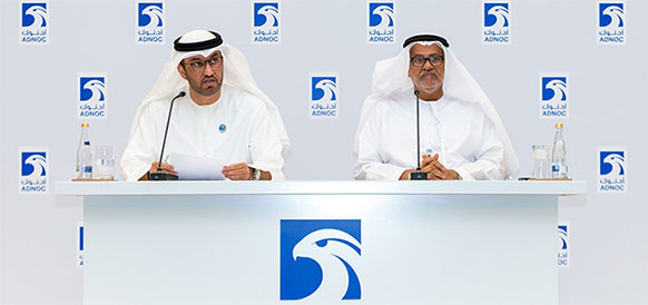 Wintershall joins Eni as partner in ADNOC's mega project
