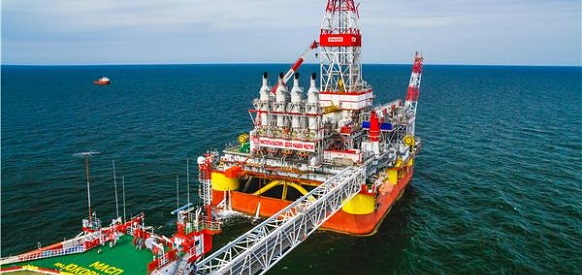 LUKOIL drilled the 2nd well in the Eastern part of the Yuri Korchagin field