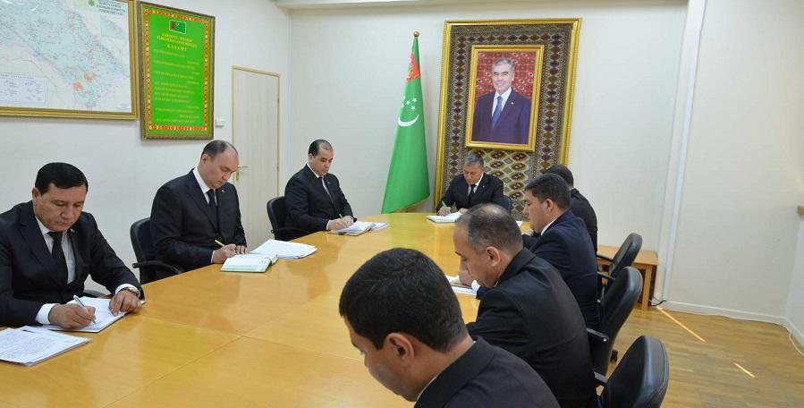 Руководители ТЭК Туркменистана разработают меры для исправления недостатков в работе отрасли