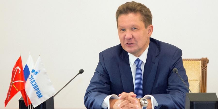 Председатель Правления ПАО «Газпром» А. Миллер: «Мы продолжаем надежно обеспечивать газом наших потребителей»