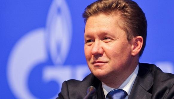 А. Миллер: Нафтогазу необходимо увеличить суточную закачку газа в ПХГ более чем в 2,5 раза