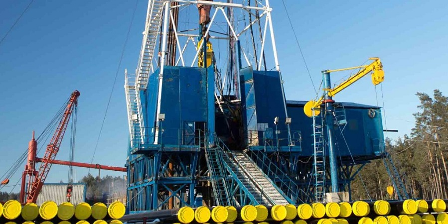 Крупнейшие месторождения Укргаздобычи истощены на 75%