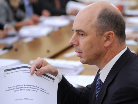 Глава Минфина А.Силуанов назвал курс рубля заниженным при сегодняшних ценах на нефть