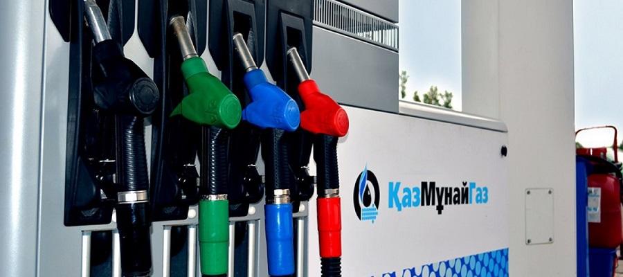 КазМунайГаз. Вся Омская область сидит на казахстанском бензине