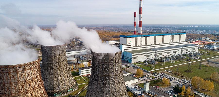 Переход на бурый уголь позволил Новосибирской ТЭЦ-5 сократить выбросы в 1,5 раза