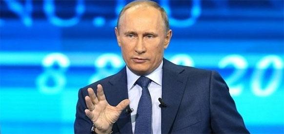 Взгляд в будущее. В. Путин в ходе прямой линии рассказал о выходе России из рецессии, западных санкциях и освоении Арктики