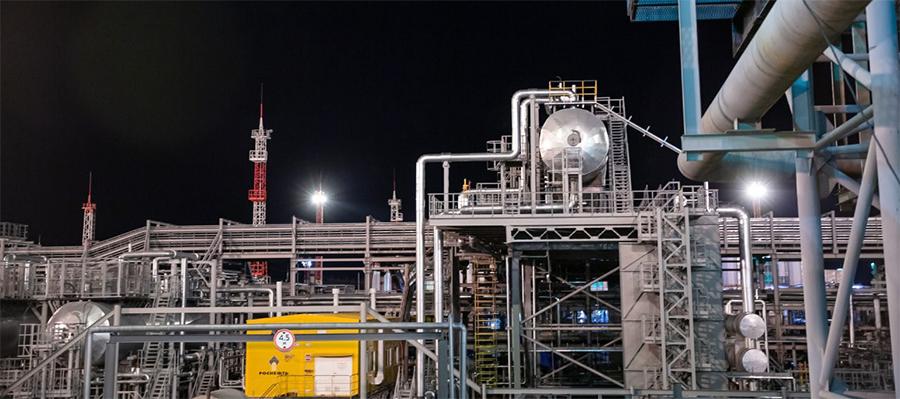 Верхнечонскнефтегаз запустил мобильный энергоцентр на Северо-Даниловском месторождении