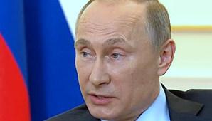 В.Путин дал Украине 1 месяц на погашение долга за газ. Дальше предоплата