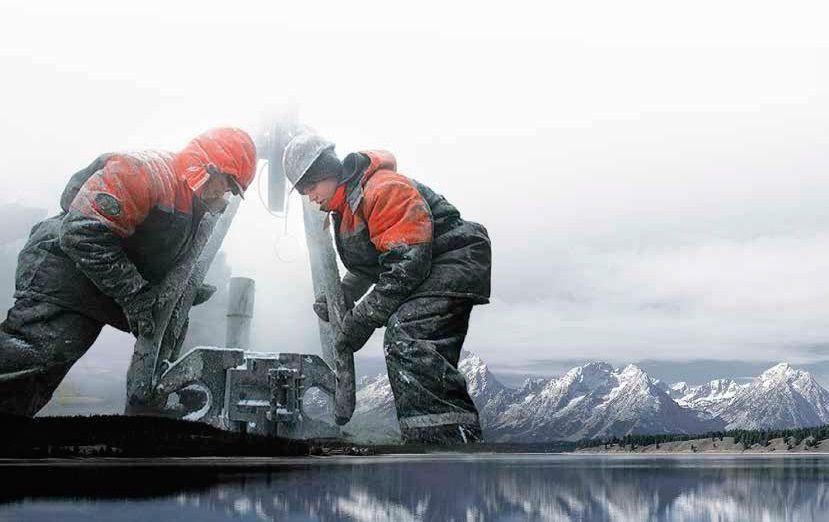Высокопрочные решения для различных температур.  Тампонажные материалы для цементирования обсадных колонн в интервалах залегания ММП