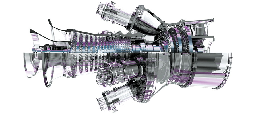 Газовым турбинам General Electric линейки 6F – 25 лет!