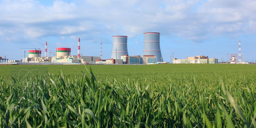 Литва направила в МИД Белоруссии ноту протеста по поводу АЭС