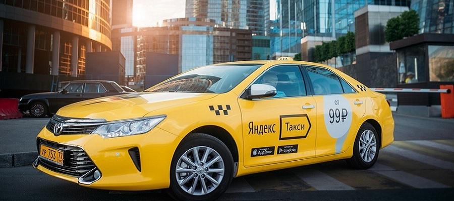 Газпром газомоторное топливо будет сотрудничать с Яндекс.Такси