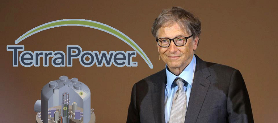 Компания Б. Гейтса объявила о строительстве АЭС нового поколения