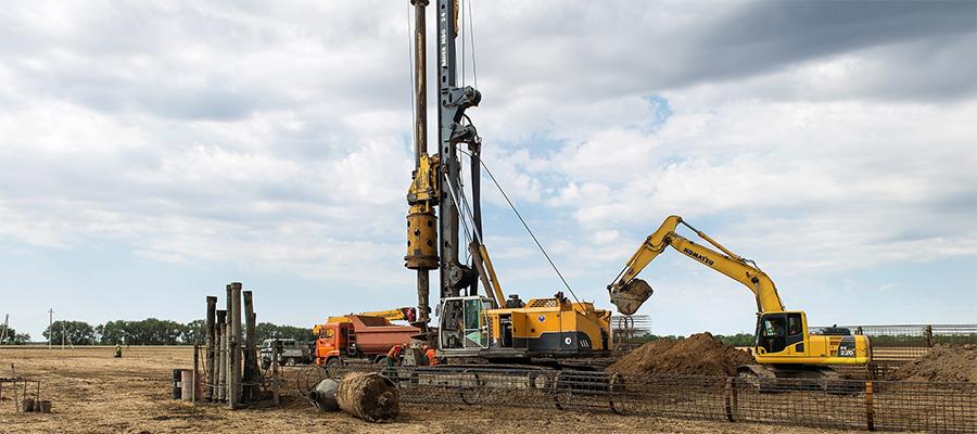 НоваВинд начал строительство Бондаревской ВЭС, которая станет 3-м ветропарком в Ставропольском крае