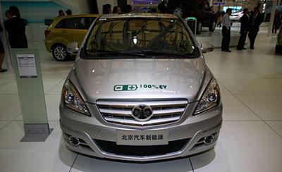 Успешное производство электромобилей в Пекине спасает экономику региона